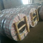 Hot Dipped Galvanized steel strips-packing4