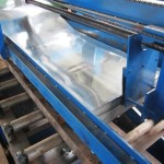 Galvanized Corrugated Metal Roofing Sheets-process1
