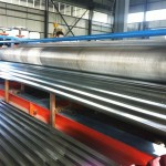 Galvanized Corrugated Metal Roofing Sheets-process2